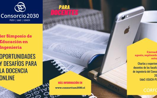"""2da charla:""""Oportunidades y Desafíos para la Docencia Online"""""""