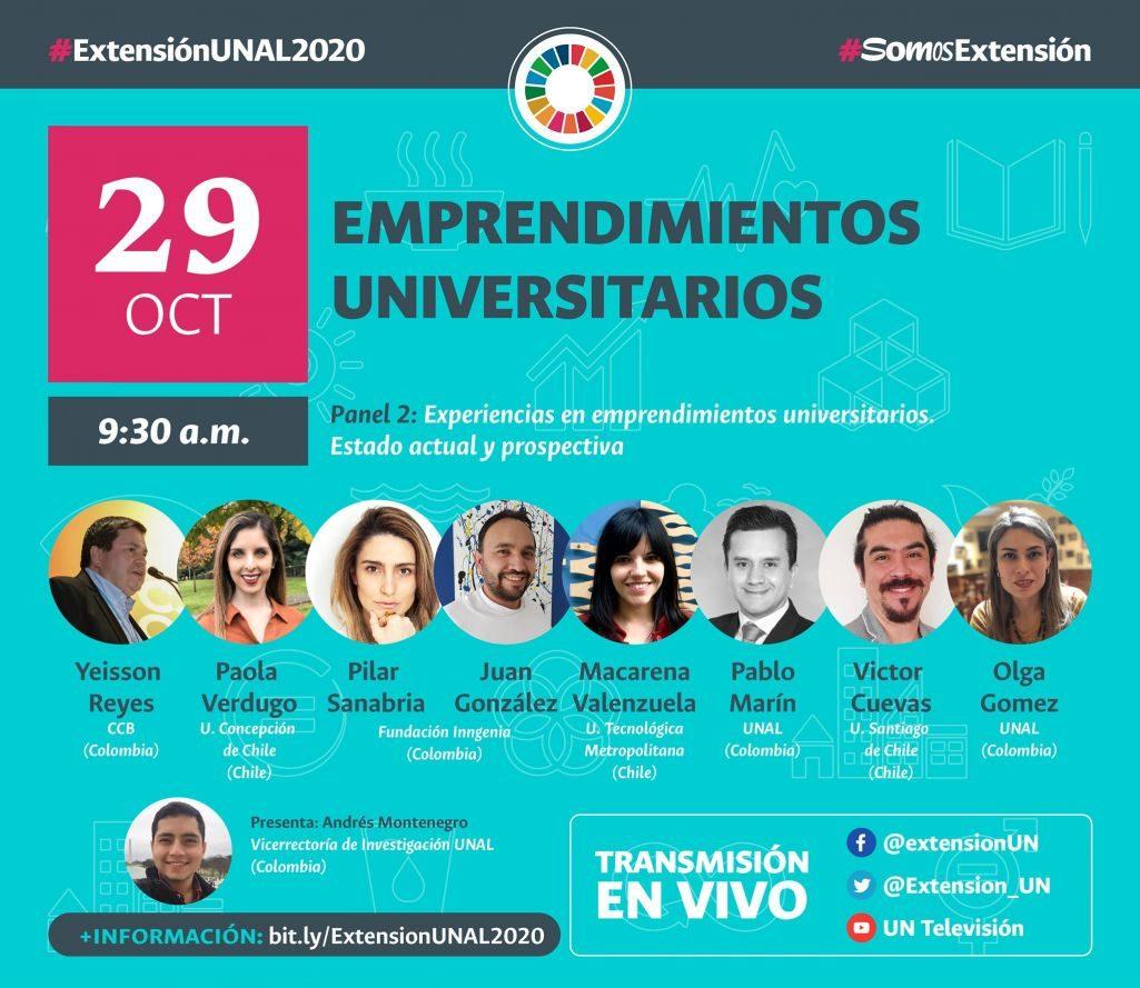 1er Encuentro Internacional de Extensión Universitaria 2020