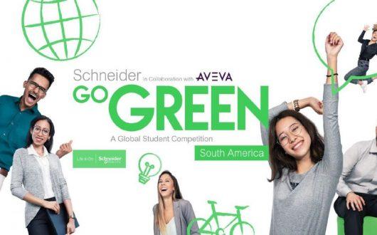 Prepárate para la competencia internacional Shneider Go Green