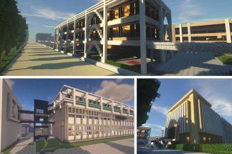 Creatividad y adaptabilidad permitió recorrer el campus en Vive la Ingeniería