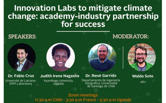 """""""Innovation Labs to mitigate climate change: academy-industry partnerships for success"""""""