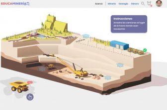 """Académicas FI UdeC participan en desarrollo de """"Plataforma educativa de minería"""" para el MinMinería junto a UINN y el IIT"""