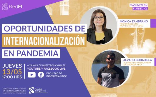 """""""Oportunidades de Internacionalización en pandemia"""""""
