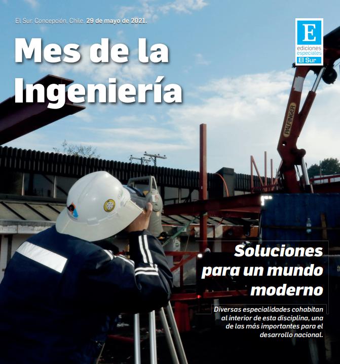 Especial del mes de la ingeniería destaca por sus entrevistados UdeC