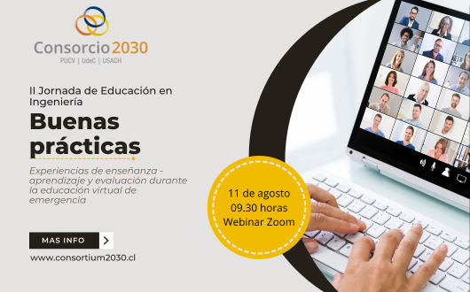 Consorcio 2030: II Jornadas de Educación en Ingeniería