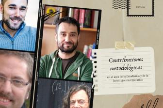 Pedro Pinacho, junto a otros investigadores obtienen premio Sociedad de Estadística e Investigación Operativa en España