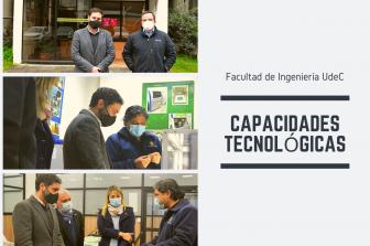 En visita al C4i Subsecretario de Economía Julio Pertuzé enfatiza en las redes colaborativas academia- industria