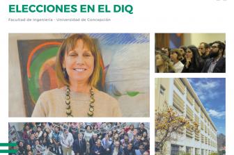 Ximena García es elegida nueva Directora del Departamento de Ingeniería Química