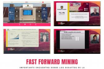 Ingeniería UdeC presentó desarrollos tecnológicos para la minería
