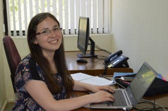 Marcela Parada académica del DII integrará el directorio de la Sociedad de Economistas de Chile