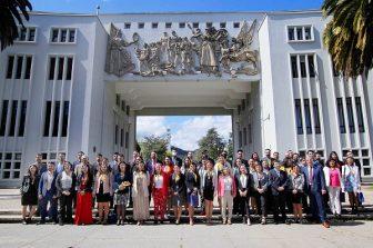 Felicitamos a nuestros graduados que recibieron la Medalla Doctoral otorgada por la UdeC