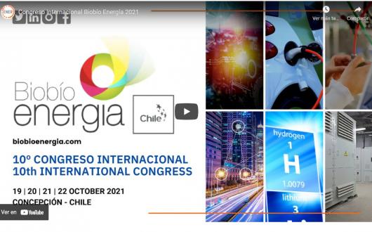 Biobio Energía: el congreso internacional más importante del sector Energético